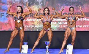 Российская спортсменка завоевала первое место на турнире IFBB European Bodybuilding&Fitness в Испании