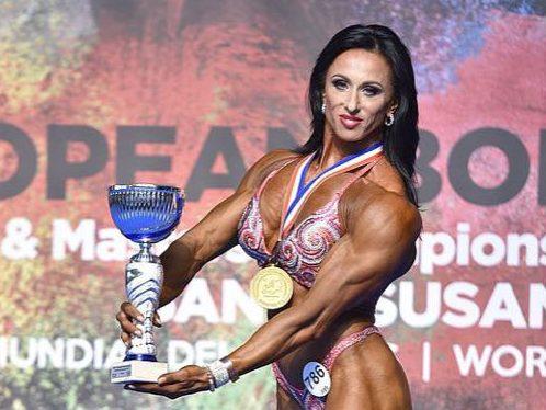 На чемпионате Европы в Испании город Санта Суссана, компанию Ideal Pharma GmbH (Германия) будет представлять россиянка Людмила Гошко