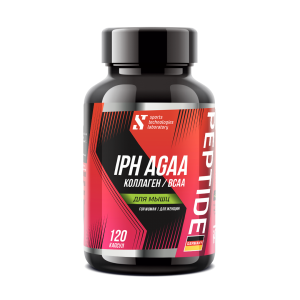 ideal pharma peptide bcaa iph agaa woman
