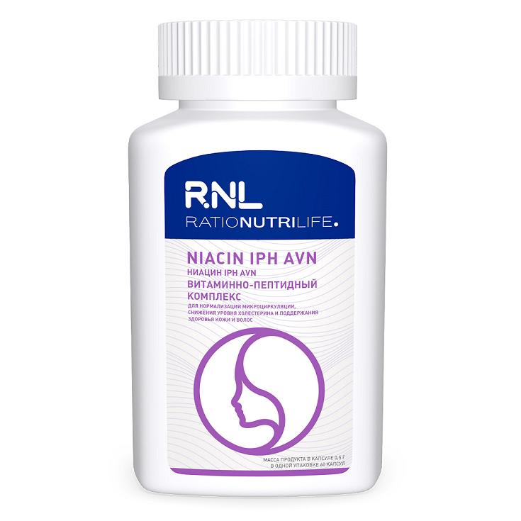 NIACIN IPH AVN
